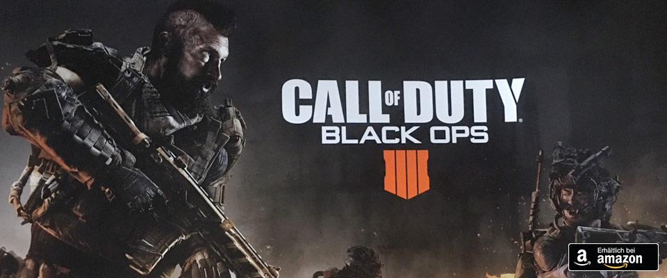 Black Ops IIII jetzt auf Amazon vorbestellen!