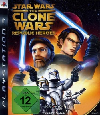 Star Wars: Clone Wars – Republic Heroes
