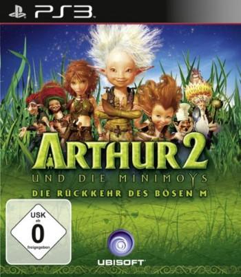 Arthur und die Minimoys 2: Die Rückkehr des bösen Maltazard