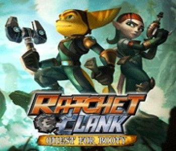 Ratchet & Clank: Quest for Booty (PSN)