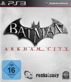 Batman: Arkham City Packshot