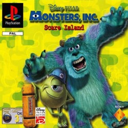 Die Monster AG: Scare Island