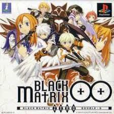 Black Matrix OO
