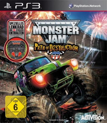 Monster Jam: Pfad der Zerstörung