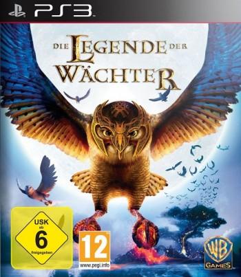 Die Legende der Wächter – Das Videospiel