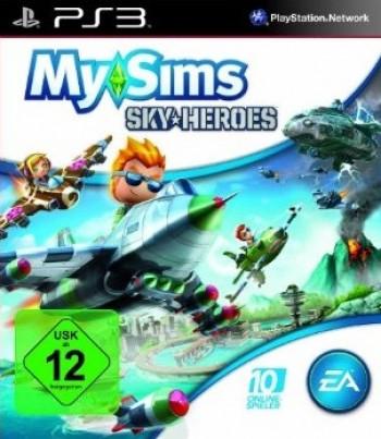 My Sims: Sky-Heroes
