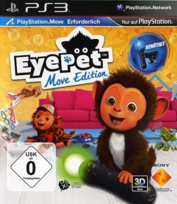 EyePet – Move Edition