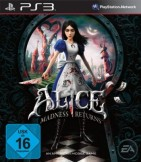 Alice: Madness Returns Packshot