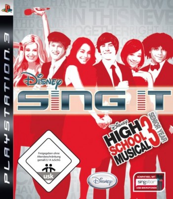 Disney Sing it – High School Musical 3