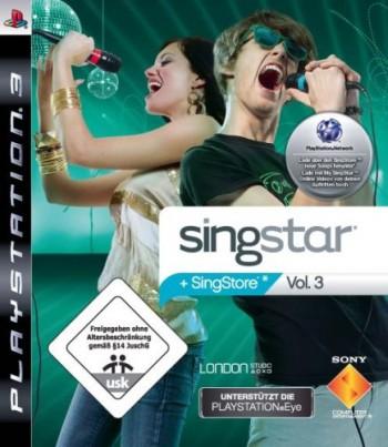SingStar: Vol.3