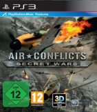 Air Conflicts: Secret Wars Packshot