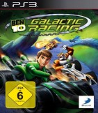Ben 10: Galactic Racing  Packshot