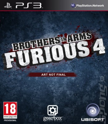 Brothers in Arms: The Furious 4