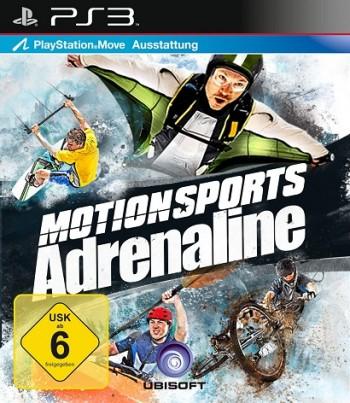 Motion Sports: Adrenaline