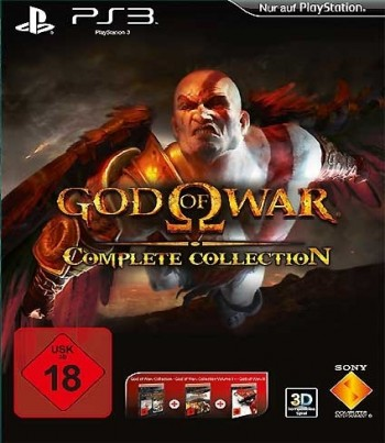 God of War Complete Collection
