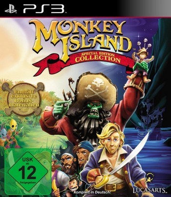 Monkey Island – Special Edition Collection Testbericht