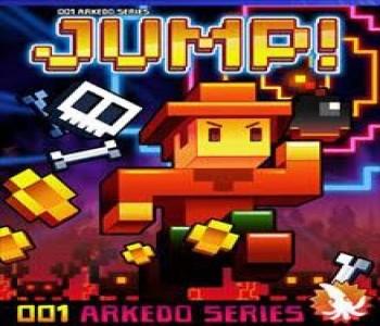 Arkedo Series: 01 – JUMP