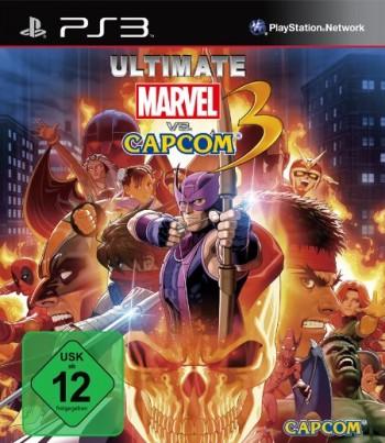 Ultimate Marvel vs. Capcom 3
