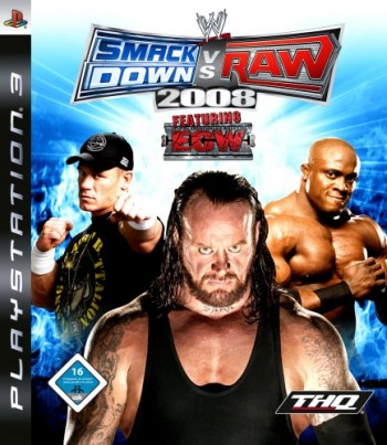 WWE SmackDown! vs. RAW 2008