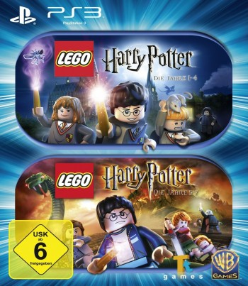 LEGO Harry Potter – Die Jahre 1 – 7