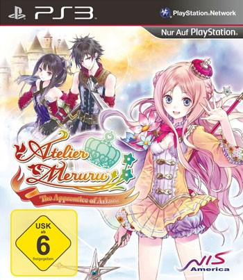Atelier Meruru – The Apprentice of Arland