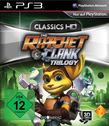 Ratchet & Clank Trilogy Testbericht