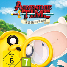 Adventure Time – Finn und Jake auf Spurensuche