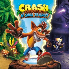 Crash Bandicoot N.Sane-Trilogy