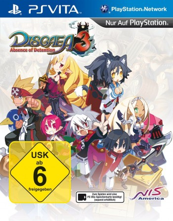 Disgaea 3 – Absence of Detention