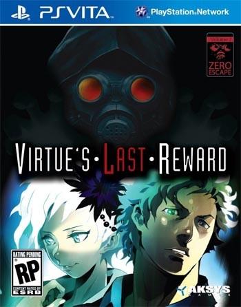 Zero Escape – Virtue's Last Reward