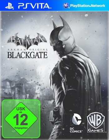 Batman: Arkham Origins – Blackgate
