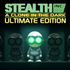 Stealth Inc.: A Clone in the Dark
