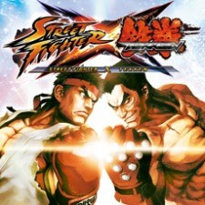 Street Fighter X Tekken [PSV]