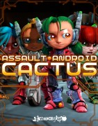 Assault Android Cactus Packshot