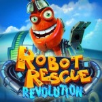 Robot Rescue Revolution Packshot
