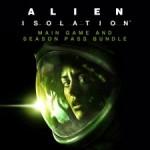 Alien Isolation Packshot