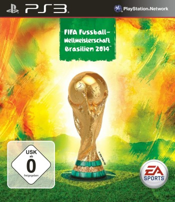 FIFA Fussball-Weltmeisterschaft Brasilien 2014