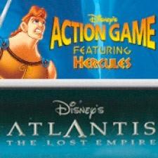 Atlantis and Hercules