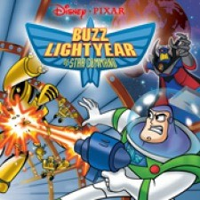 CAPTAIN BUZZ LIGHTYEAR – STAR COMMAND