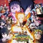 Naruto Shippuden Ulimate Ninja Storm Revolution Packshot