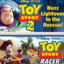Toy Story Racer & Toy Story 2