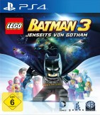 Lego Batman 3: Beyond Gotham Packshot
