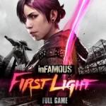 InFamous: First Light Packshot