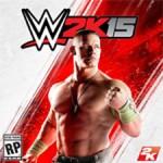 WWE 2K15 Packshot