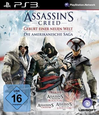 Assassin's Creed: Geburt einer neuen Welt – Die Amerikanische Saga