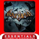 Batman: Arkham Asylum Packshot