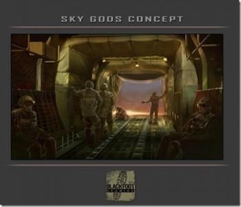 Sky Gods