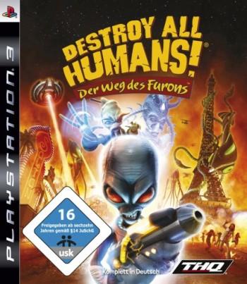 Destroy All Humans! – Der Weg des Furons