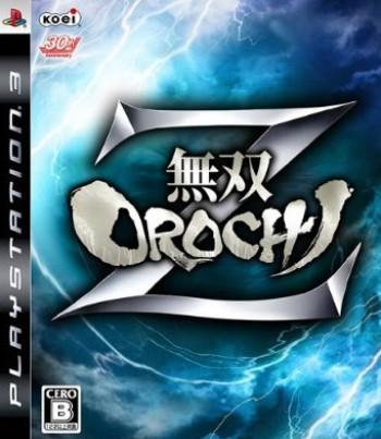 Warriors Orochi Z